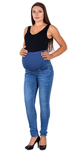 lightblue Look Jeans Femme grossesses Pantalon Maternit J532 maternit Femmes Skinny ESRA Used Jean J532 de ZwqPA6wa