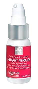 Nutra-Lift Night Repair Fluid TRIPLE STEM CELL COMPLEX