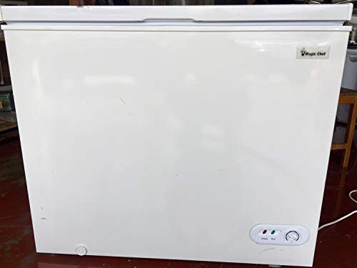 MAGIC CHEF MCCF35W2 3.5 Cubic-ft Chest Freezer Home, garden & living