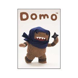 Amazon.com: Domo-Kun Japan Ninja Magnet DM2396: Refrigerator ...
