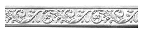 Designer's Edge Millwork DEM-334 Leaf Scroll Frieze Moulding 5