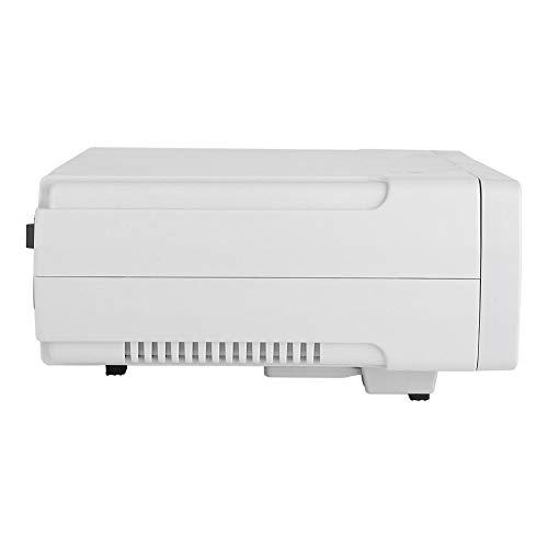 信号発生器、AC100-240V FY6800ダブルチャンネルDDS機能任意波形信号発生器、250MSa / s周波数計VCOバーストAM/PM/FM/ASK/FSK/PSK変調(60MHZ)