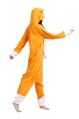 Kigurumi Cosplay Cuore Adulti Onesie Magicmode Di Pigiameria Unisex Pigiami Felpa Animali Costumi Cane Cartoon Insetti AUH8wUq