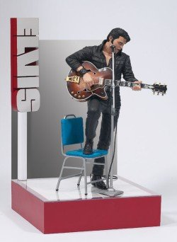 King of Rock & Roll '68 Comeback Special Commemorative 30th Anniversary Elvis McFarlane Action Figure