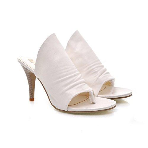 Donna Uh Aperte Caviglia Bianco Sulla aawfOBnqA