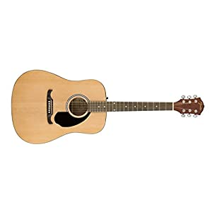 Fender FA-125 Dreadnought Acoustic, Natural