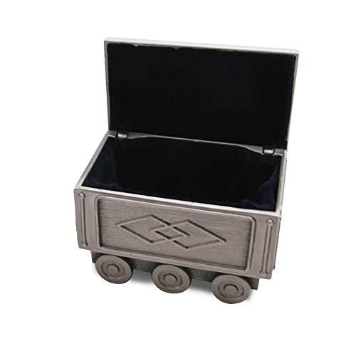 Amor Vintage Metal Train Coin Bank Creative Train Shaped Money Saving Bank Piggy Bank Jewelry Box by Amor Present (Image #3)