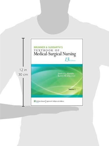 Brunner & Suddarth's Textbook of Medical-Surgical Nursing (Textbook of Medical-Surgical Nursing (Brunner & Sudarth's) ()