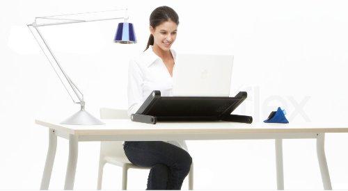 Workez Executive Ergonomic Laptop Stand Monitor Riser