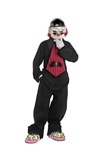 Street Mime Costumes (Street Mime Costume - Medium)