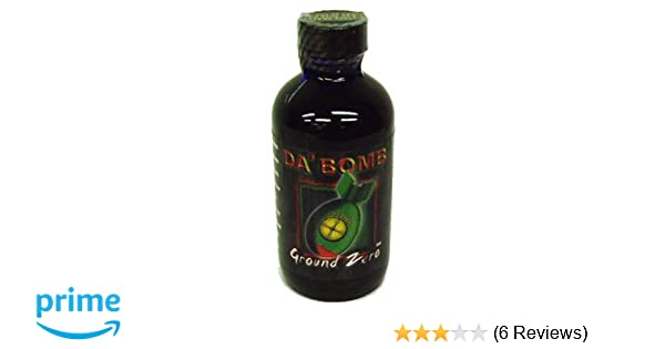 Amazon.com   Da  Bomb Ground Zero Hot Sauce   Grocery   Gourmet Food a15ff00e23153