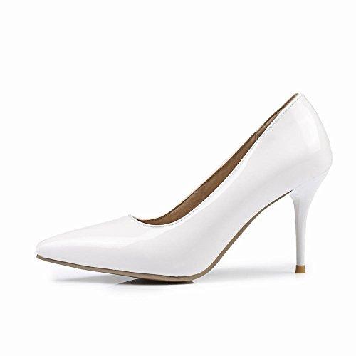 Mee Shoes Damen high heels spitz Geschlossen Pumps