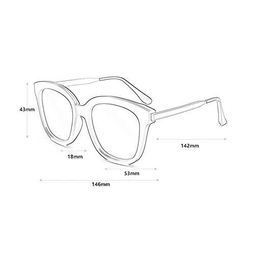 Soleil Lunettes Femme rétro polarisées D lunettes Star Femmes de Nouvelles Personality de soleil Des Sport nt8zvYqzw