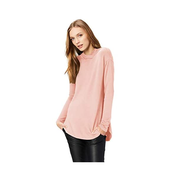 Amazon Brand – Daily Ritual Women's Supersoft Terry Long-Sleeve Hooded Pullover