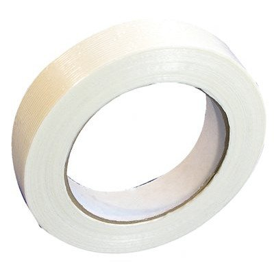 Economy Grade Filament Strapping Tapes - 53327 1 x 60yds clear filament tape [Set of 36] by Tesa Tapes
