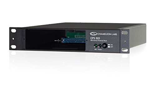 - Chameleon Labs CPS503 SLV 500-Series Rack – Non-powered Slave