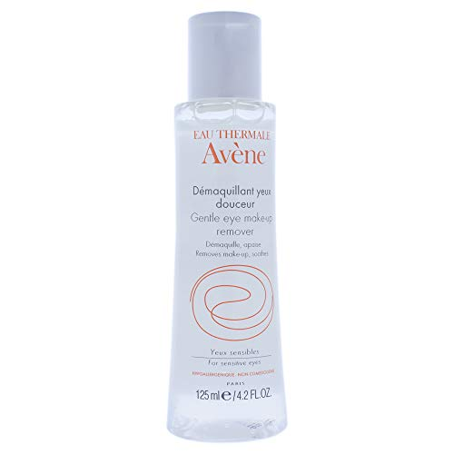 Eau Thermale Avene Gentle Eye Make-up Remover, Oil-Free, Hypoallergenic, Non-Comedogenic, 6.7 oz.
