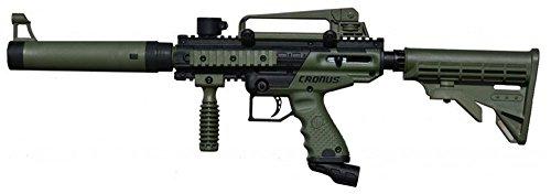 Tippmann Cronus Tactical Semi-Automatic 68 Caliber Olive Paintball Marker
