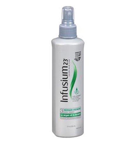 Infusium 23 Repair + Renew Heat Tamer with Argan Oil and Keratin 8 oz ()