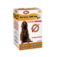 Mark and Chappell Serene UM Calm Xtra Dog Tablets