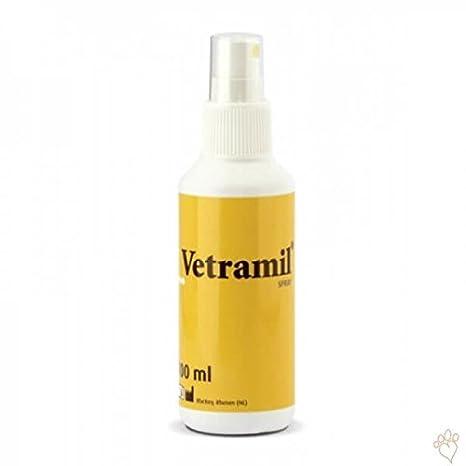 Vetramil spray cicatrizante para perros y gatos: Amazon.es: Productos para mascotas