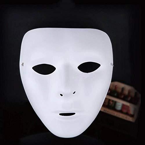 Ball Mask - Hip Hop Dance Mask Full Face Jabbawockeez Costume Party Halloween Props 2019 - Phones Weddings Garden Beauty Accessories Toys Case Girls Cell Electronics Computers Events Heal ()