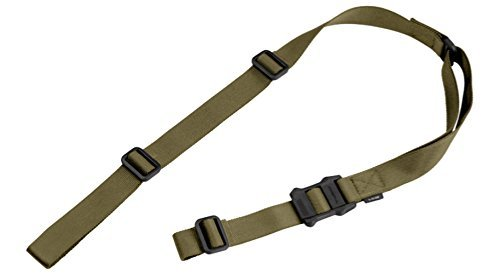- Magpul Two Point Sling - Quick Adjust (Ranger Green)