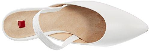 Högl Dames 5-10 2623 0200 Slingback Ballerina Wit (wit)