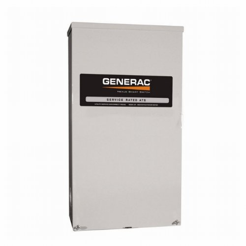Transfer Generac Switches (Generac RTSN400G3 400-Amp Automatic Transfer Switch, 120/208V, 3-Phase (Discontinued by Manufacturer))