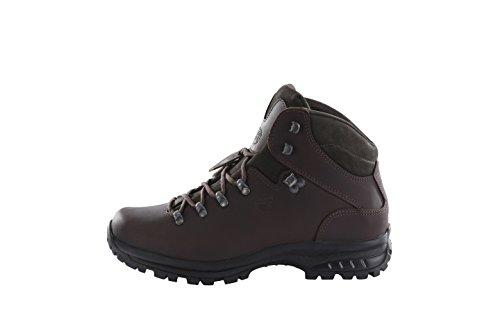 Hanwag Waxenstein Bio - Botas para hombre - marrón Talla 47 2015 Botas de trekking y senderismo