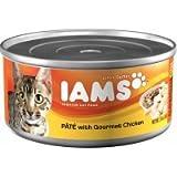Iams ProActive Health Pate – Gourmet Chicken – 12×5.5oz, My Pet Supplies