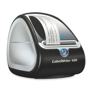(Dymo LabelWriter 450 Label Printer. LABELWRITER 450 USB 51LPM MAX 2.31IN PC/MAC LABL-P. Monochrome - 51 lpm Mono - USB)