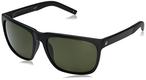 Electric Visual Knoxville XL S Matte Black/Polarized Grey - Electric Xl Sunglasses Knoxville
