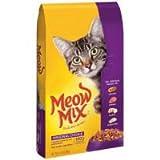 Meow Mix Original, 6.3-Pound, My Pet Supplies