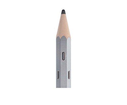 Maconi - Perchero para pared con forma de lápiz, mod. 930