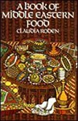 A book of Middle Eastern food;