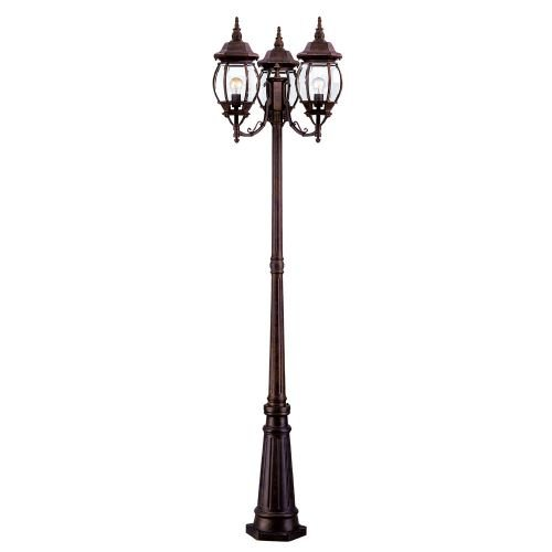 Outdoor Lamp Post Heads