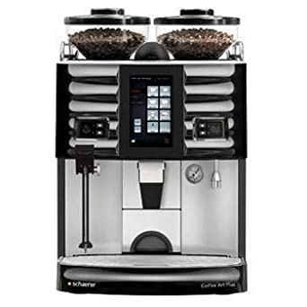 Amazon.com: Schaerer Coffee Art Plus - Cafetera espresso ...