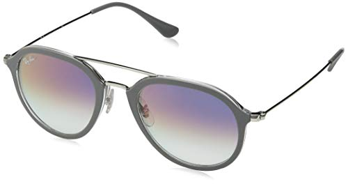 Sunglasses Ray Transparent On ban Grey Rb4253 Top qvxEPwHa