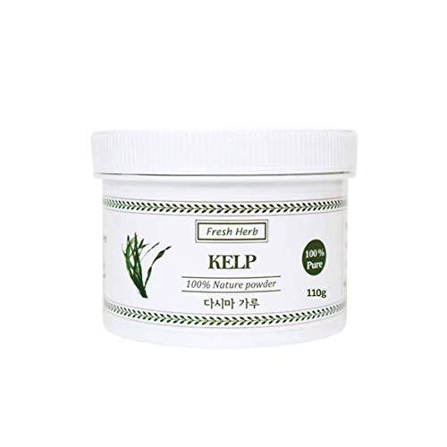 Fresh Herb 100% Natural コンブ(昆布) Kelp Facial Mask Powder Pack 110 g/3.88 oz (並行輸入品) B07FK8QCP8