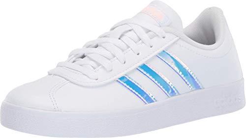adidas Kids VL Court 2.0 Casual Sneaker Shoe