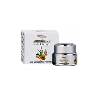 Patanjali Saundarya Anti Aging Face Cream, 15g