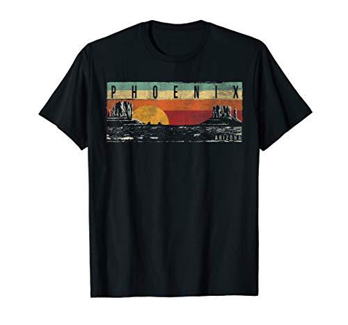 Vintage Phoenix Arizona Shirt - Phoenix AZ t - Az T-shirt Vintage