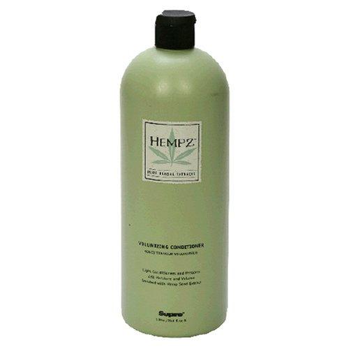 Hempz Pure Herbal Extracts Volumizing Conditioner, 33.8 fl oz (1 l) by Hempz