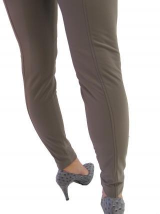 Muñeco de pie–Isabel 720–térmica–�?2cm de pierna–estrecho Pierna marrón