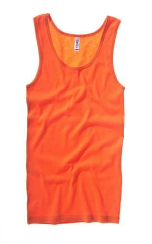 Bella+Canvas Damen Modisches Trägershirt 1080 Orange M