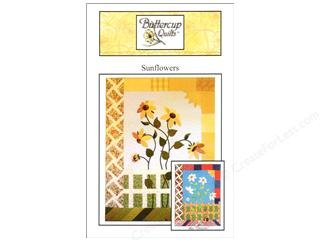 Sunflower Quilt - Pattern