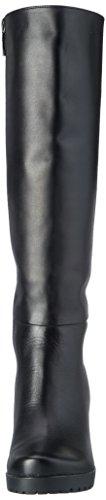 De Gino Rossi Vrouwen Laarzen Wig, Zwart, 36 Eu