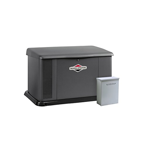 Briggs & Stratton Power Products 40554 17kW Standby Generator with 100 Amp Transfer Switch by Briggs & Stratton