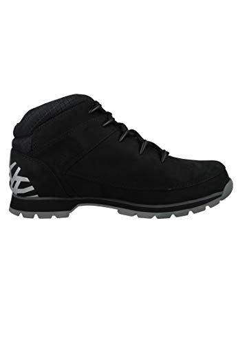 Boots Walking Leather Black Mens Timberland Euro Winter Sprint Hiker Ankle wIq8BYUx